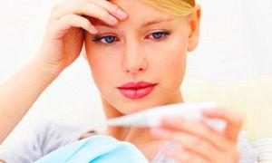 Температура при отравлении у взрослого: сколько держится, что делать и как сбить?
