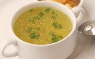 Куриный бульон при отравлении – можно ли есть суп из курицы при отравлении и каков рецепт приготовления блюда