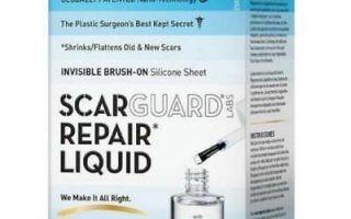 Крем от рубцов на лице: как правильно подобрать мазь от шрамов и от чего зависит эффективность средства