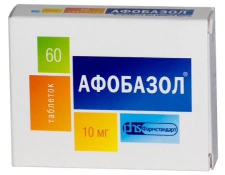 Передозировка афобазолом: последствия и побочные эффекты, как долго можно принимать препарат