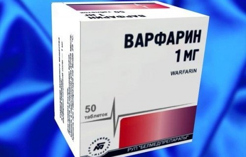 Варфарин: побочные действия и передозировка, антидот и лечение при отравлении препаратом