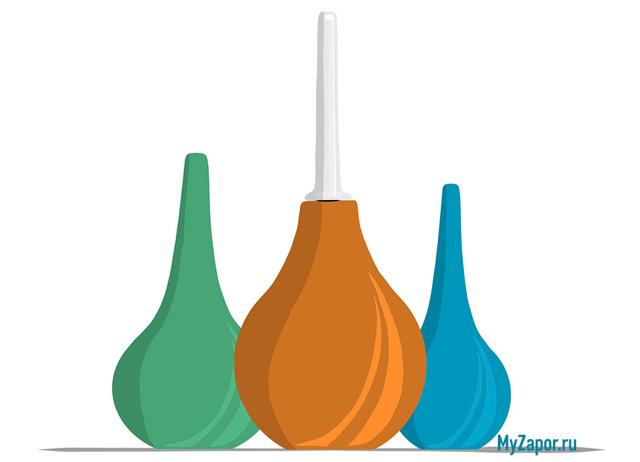 Клизма в домашних условиях: как правильно сделать и приготовить раствор для очистительной клизмы грушей и кружкой Эсмарха