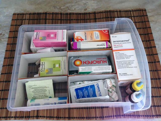 Аптечка для студента в общежитие — что положить и что должно быть в составе студенческой аптечки