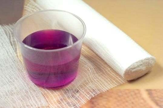Раствор марганцовки для обработки ран: как правильно развести и приготовить перманганат калия