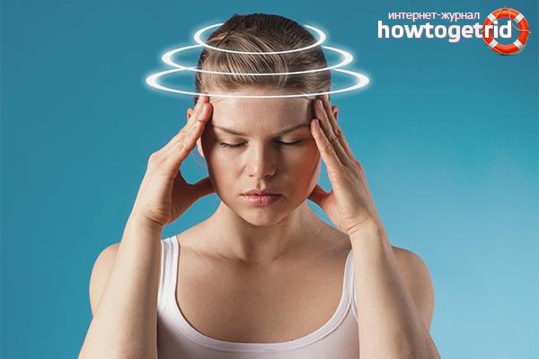 Что делать при головокружении в домашних условиях, первая помощь при сильном головокружении от остеохондроза и тошноте у ребенка