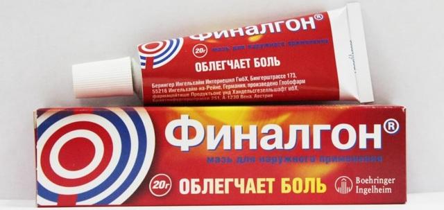 Ожог от Финалгона — что делать и чем снять жжение от мази, как лечить в домашних условиях ожоговую рану