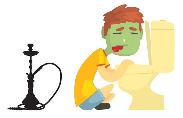 Кальян вреден для здоровья? — почему тошнит и плохое самочувствие после курения смеси