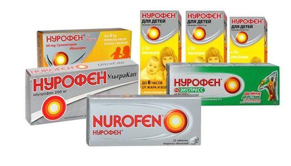 Нурофен – передозировка препарата у детей и взрослых (симптомы, последствия и первая помощь при отравлении)