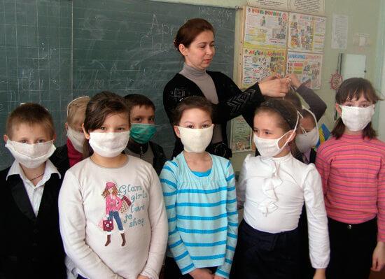 Ватно-марлевая повязка своими руками, как сделать марлевую маску для лица ребенку в садик и школу