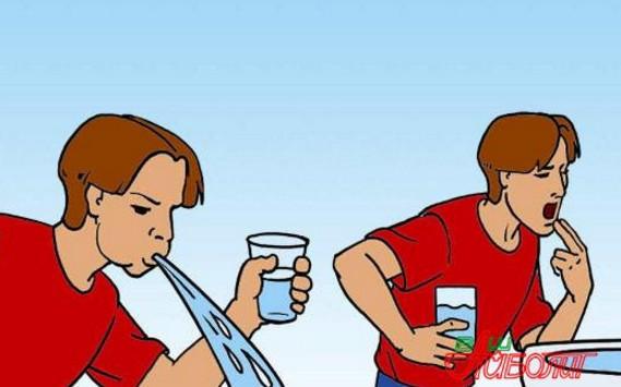 Как промыть желудок ребенку: алгоритм промывания желудка зондовым методом, противопоказания к процедуре