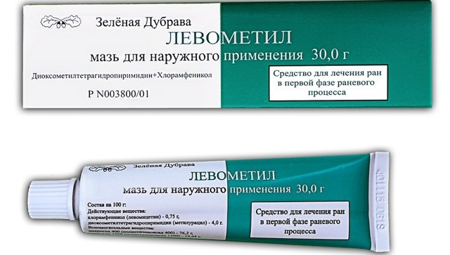 Левомеколь на открытую рану: можно ли наносить мазь для заживления порезов и ссадин