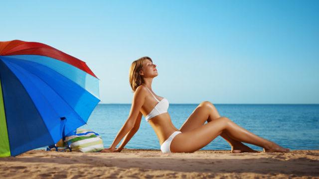 Почему шрамы не загорают на солнце и из какой ткани состоят рубцы, можно ли загорать со шрамами в солярии, мази от рубцов