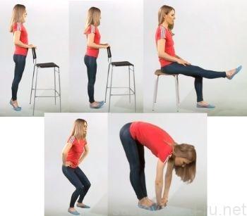 Как укрепить связки коленного сустава и упражнения для укрепление мышц колена для бега, массаж после травмы