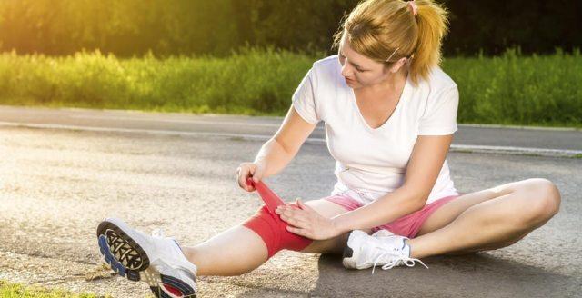 Растяжение связок коленного сустава — симптомы и лечение, что делать если потянула подколенное сухожилие и мышцу связки колена