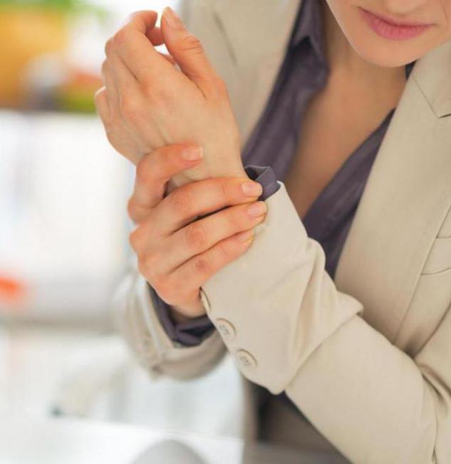 Перелом шиловидного отростка лучевой кости: симптомы, лечение и реабилитация