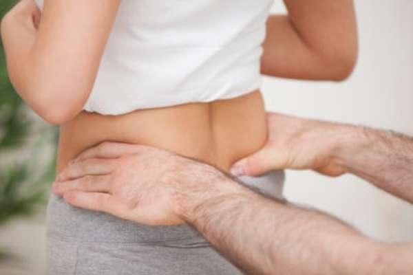 Перелом копчика: симптомы и лечение, последствия и реабилитация в домашних условиях