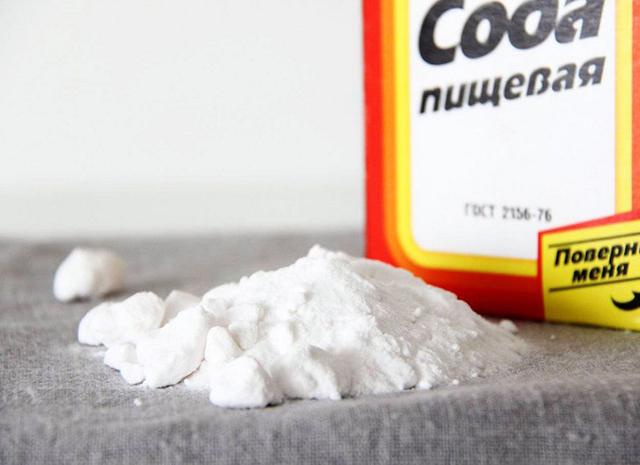 Сода при ожогах и оказание первой помощи при ожогах серной, уксусной или соляной кислотой и щелочью, чем лечить травму