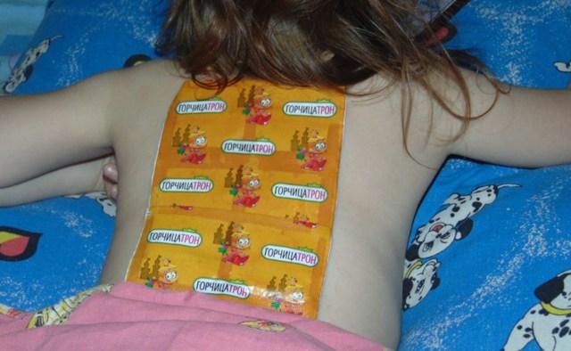 Горчичники при сухом кашле у детей и взрослых - можно ли и куда ставить, помогают ли сухие горчичники на ноги детям