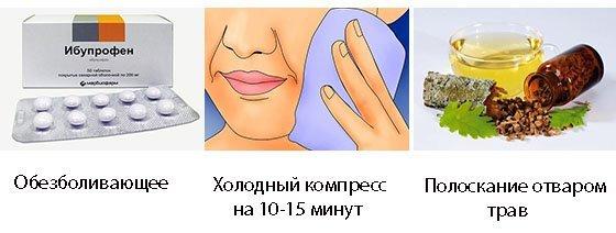 Как остановить кровь после удаления зуба, что делать при кровотечении если вырван зуб мудрости