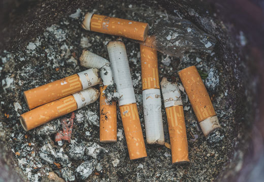Ожог от сигареты на руке или лице — что делать и как лечить, как убрать шрам от ожога бычком