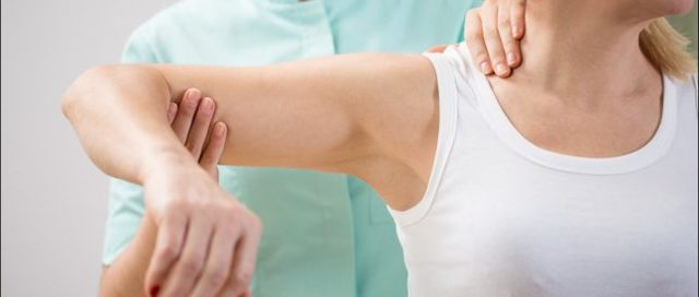 Вывих плечевого сустава: реабилитация и восстановление, упражнения и ЛФК