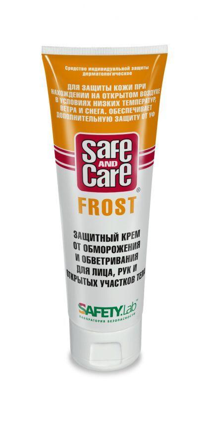 Крем от обморожения, профилактика отморожений, защита кожи