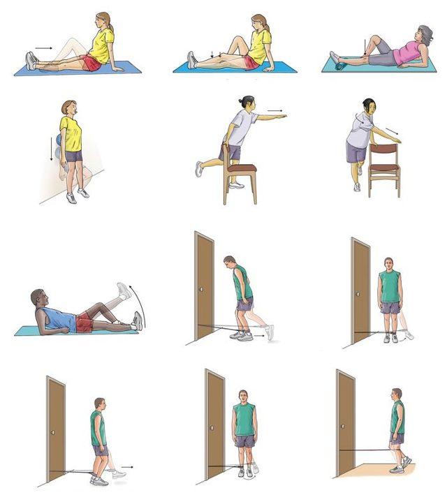 Разрыв крестообразной передней связки коленного сустава и реабилитация после повреждения, надрыв и растяжение крестов