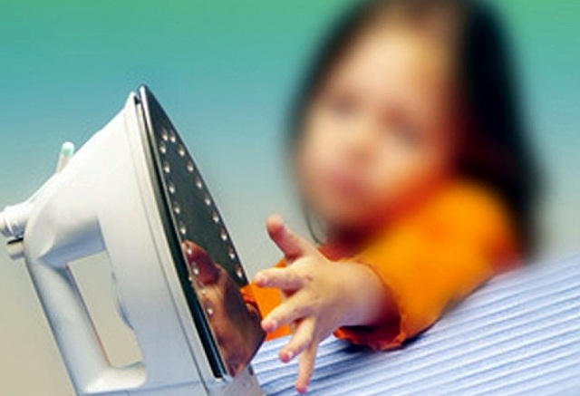 Что делать если обжог руку кипятком, утюгом и острым перцем, лечение сильного ожога паром у ребенка